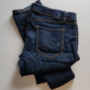 Fade to Blue Staight Leg Jeans